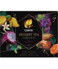 Набор Curtis Dessert Tea Collection ассорти 6х 5 пак. 58,5 г