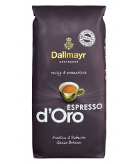 Кофе в зернах Dallmayr Espresso d'Oro 1000 гр (1 кг)