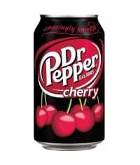 Доктор Пеппер Вишня Dr Pepper Cherry 330мл ж/б