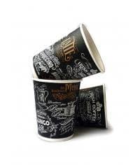 Бумажный стакан ECO CUPS d=80 250мл