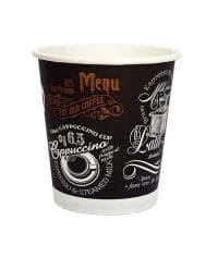 Бумажный стакан ECO CUPS d=73 175мл