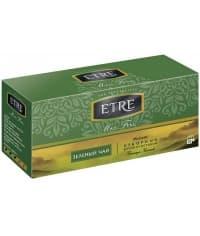 Чай Etre зелёный китайский Mao Feng 25 пак. х 2г