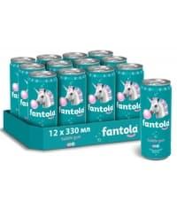 Fantola Bubble Gum 330мл банка 0,33л