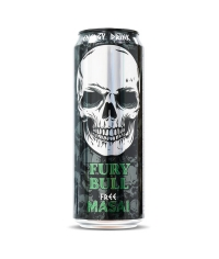 Энергетический напиток FREE MASAI Fury Bull 500мл ж/б