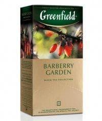 Чай черный Гринфилд Барберри Гарден (25 пак. х 1,5г.)
