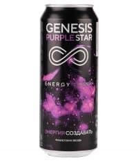 Genesis Purple Star энерготоник 500мл ж/б