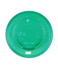 Крышка для стакана Зеленая d=90