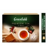 Greenfield Набор Коллекция превосходного чая 30 видов (120 пак.) 212.2 г