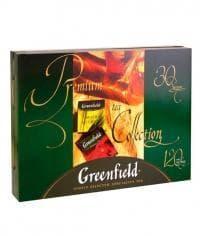 Greenfield Коллекция восхитительного чая 30 видов (120 пак.) 212г