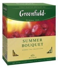 Чай каркаде Greenfield Summer Bouquet 100 пак. х 2г