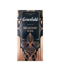 Чай черный Greenfield Broadway Soul (25 пак. х 1,5г)