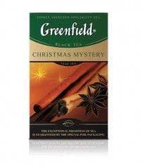 Чай листовой черный Гринфилд Кристмас Мистери 100г. (0,1кг)