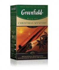 Чай черный Greenfield Christmas Mystery листовой 100г
