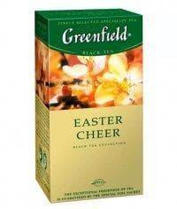 Чай черный Гринфилд Истэ Чиэ (25 пак. х 1,5г.)