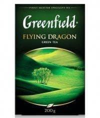 Чай листовой зелёный Гринфилд Флаинг Драгон 200г. (0,2кг)