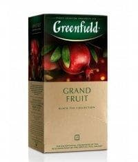Чай черный Greenfield Grand Fruit (25 пак. х 1,5г)