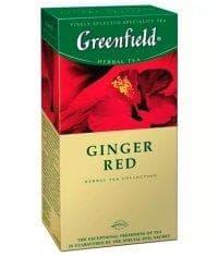 Чай травяной Greenfield Ginger Red (25 пак. х 2г)