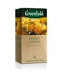 Чай черный Greenfield Honey Linden (25 пак. х 1,5г)