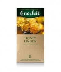 Чай черный Greenfield Honey Linden (25 пак. х 1,5г)