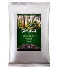 Чай Гринфилд Блюберри Форест черный листовой 250г. (0,250 кг.)