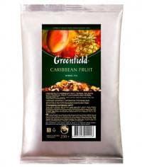 Чай Гринфилд Карибиан Фрут листовой 250г (0,250 кг.)