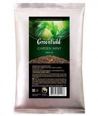 Чай Гринфилд Гарден Минт зелёный листовой 250г. (0,250 кг.)