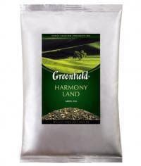 Чай Гринфилд Хармони Лэнд зелёный листовой 250г. (0,250 кг.)