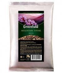 Чай Гринфилд Маунтэн Тайм черный листовой 250г. (0,250 кг.)