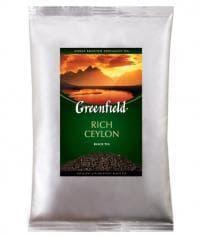 Чай Гринфилд Рич Цейлон черный листовой 250г. (0,250 кг.)