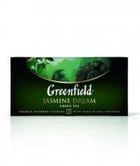 Чай зелёный Greenfield Jasmine Dream (25 пак. х 2г)