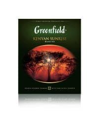 Чай черный Greenfield Kenyan Sunrise 100 пак. х 2г