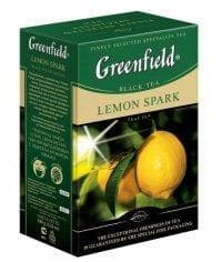 Чай черный Greenfield Lemon Spark листовой 100г