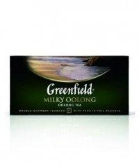 Чай улун Greenfield Milky Oolong (25 пак. х 2г)