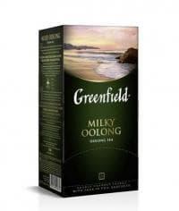 Чай улун Greenfield Milky Oolong (25 пак. х 2г)