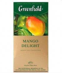 Чай белый Гринфилд Манго Делайт (25 пак. х 1,8г.)