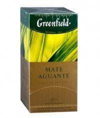 Чай матэ травяной Greenfield Mate Aguante (25 пак. х 1,5г)