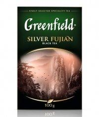 Чай листовой черный Гринфилд Силвэ Фуцзянь 100г. (0,1кг)