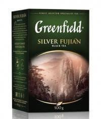 Чай черный Greenfield Silver Fujian листовой 100г