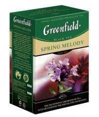 Чай листовой черный Гринфилд Спринг Мелоди 100г. (0,1кг)