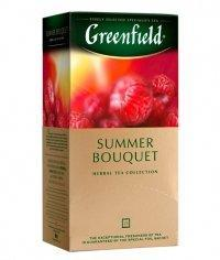 Чай каркаде Greenfield Summer Bouquet (25 пак. х 2г)