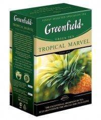 Чай листовой зеленый Гринфилд Тропикал Мавел 100г. (0,1кг)