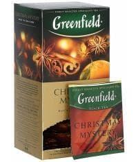 Чай черный Greenfield Christmas Mystery (25 пак. х 1,5г)