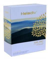Чай черный Heladiv Earl Grey 100 пак.