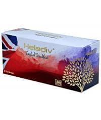 Чай черный Heladiv English Breakfast 25 пак.