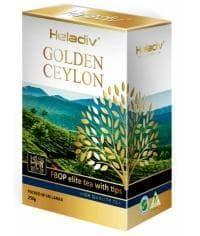 Чай Heladiv Golden Ceylon FBOP элитный с типсами 250 г
