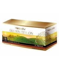 Чай черный Heladiv Golden Ceylon VINTAGE 25 пак.
