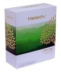 Чай зелёный Heladiv Green tea 100 пак.