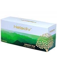 Чай зелёный Heladiv Green tea 25 пак.