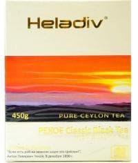 Чай черный Heladiv PEKOE Classic 450 г