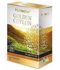 Чай черный Heladiv Golden Ceylon Super PEKOE 250 г